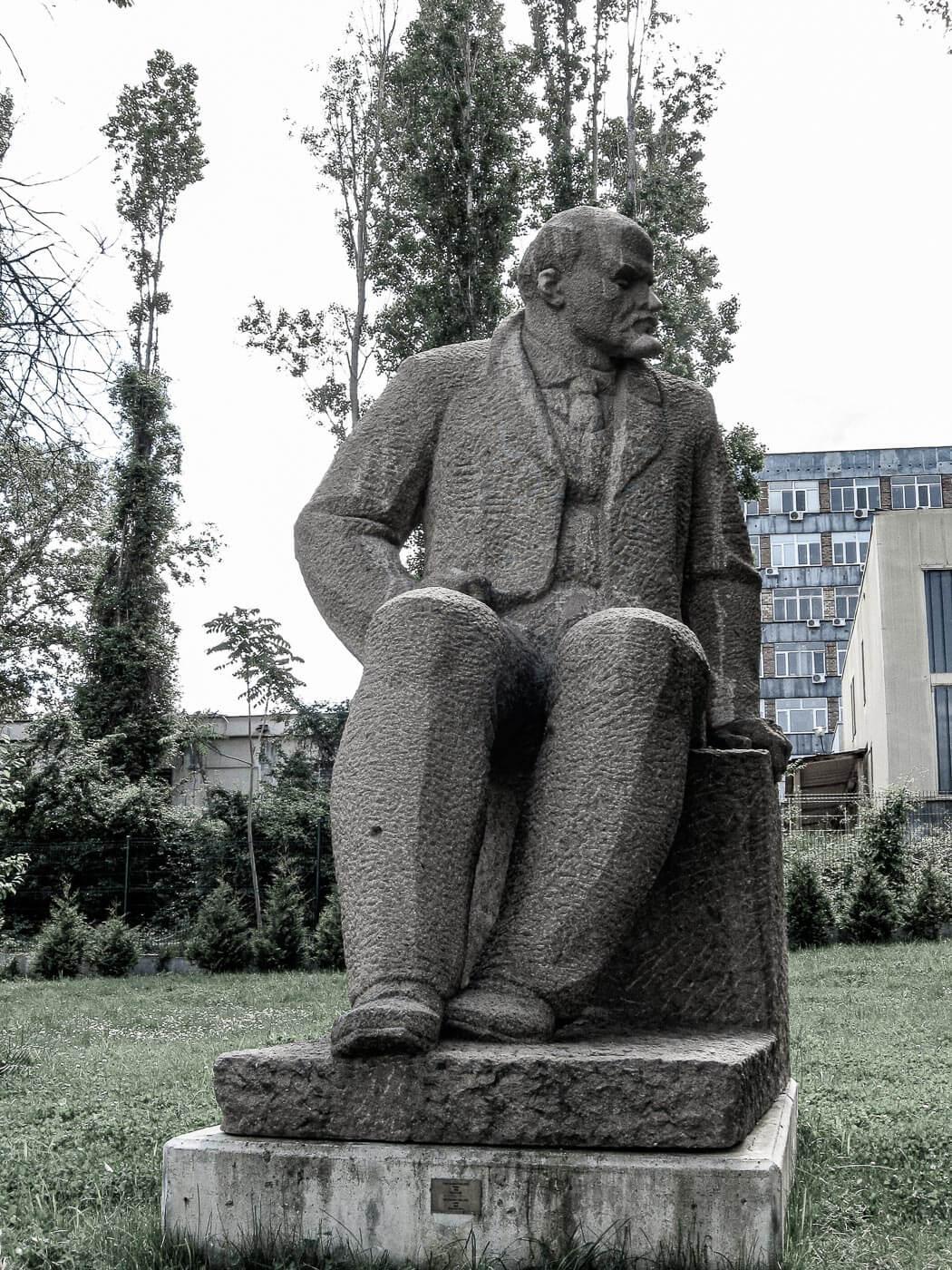 Beeldenpark | Sofia | Bulgarije