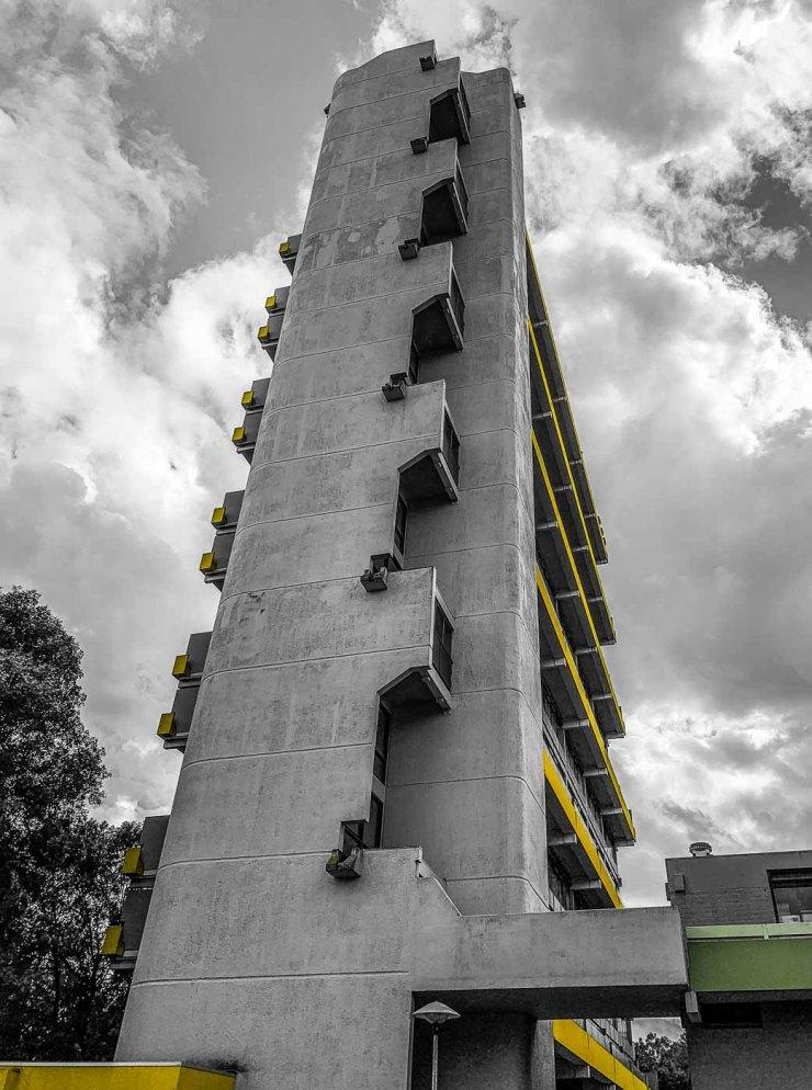 Studentencomplex Tuindorp-West | Utrecht | Nederland