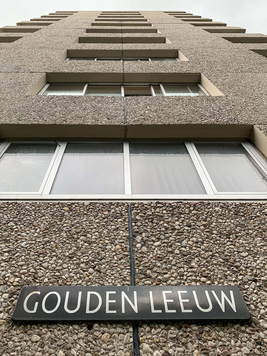 Gouden Leeuw | Joop van Stigt | Amsterdam | Nederland