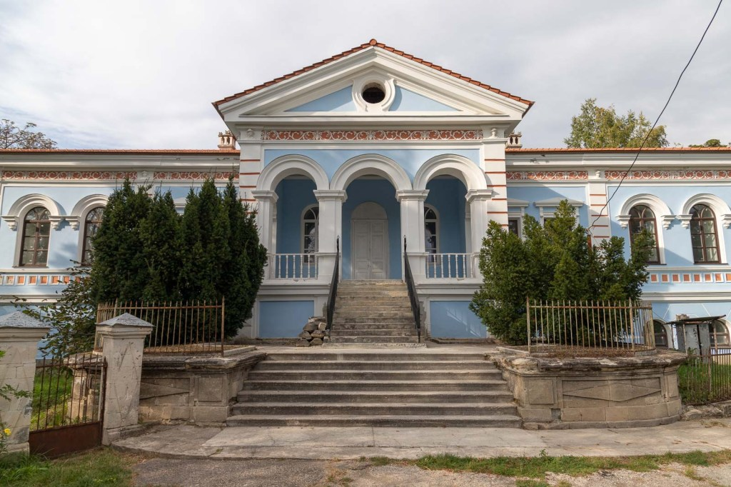 Landhuis van de familie Balioz   Ivancea   Moldavië