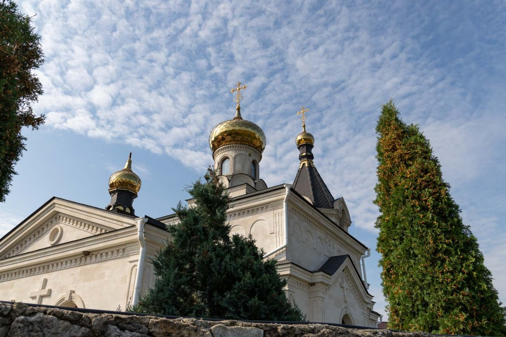 Manastirea Orheiul Vechi   Moldavië